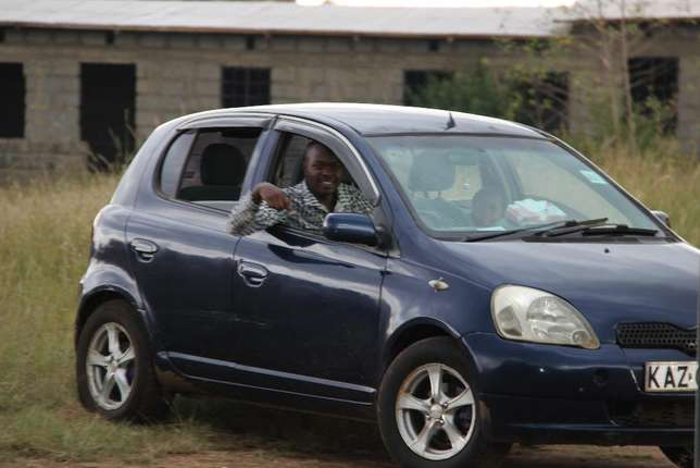 Clean Toyota Vitz for Sale Ruiru - image 3