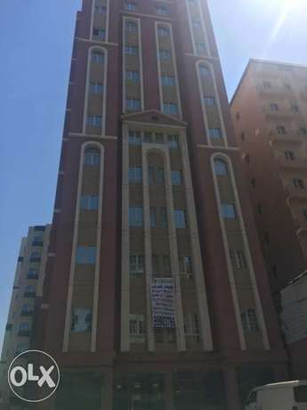40 flat 2 bhk 2 bath out side full building for rent المنقف -  2