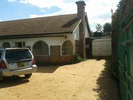 3 B/R house on a 1/4 acre Plot on Limuru Rd., ndenderu, Karura.