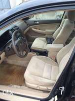 2005 Honda Accord EOD Bl;ack For Sale