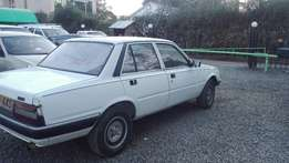 peugeot 505 saloon 1989 model super clean buy and drive