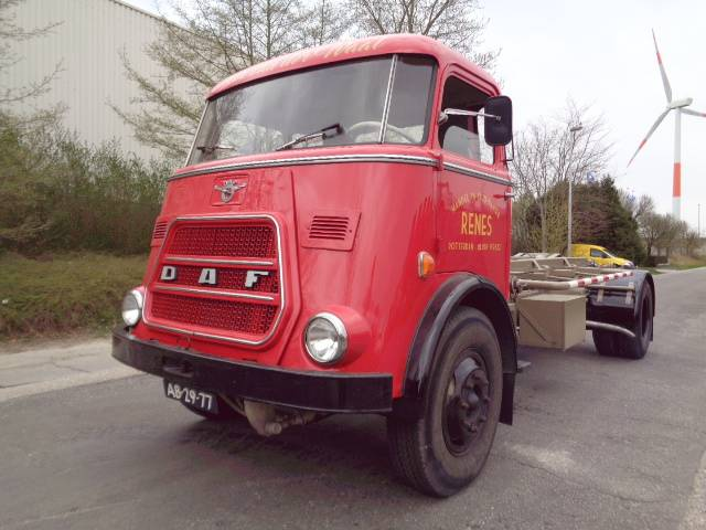 DAF DA 1600 - 1966