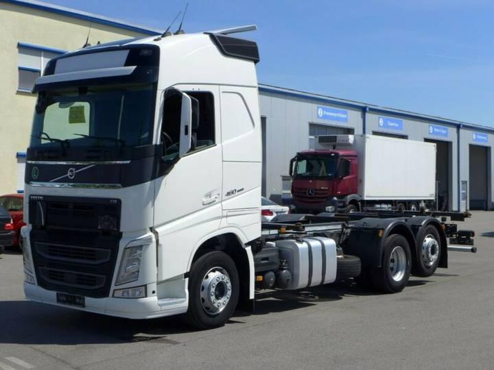 Volvo FH 460*Euro 6*Globe XL*Liftachse*Klima*TÜV* - 2014