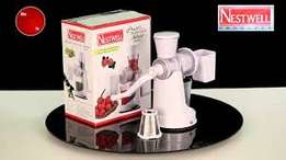 Nestwell Manual Fruit Juicer