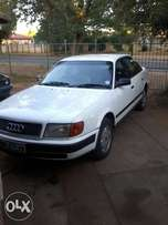 Audi 500E automatic good condition all papers in order