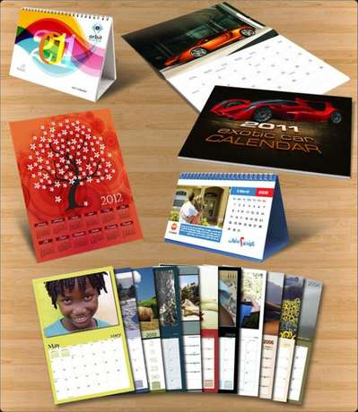Calendars,Business Cards,Flyers,Receipts Books,Posters,Gift Bags Nairobi CBD - image 3