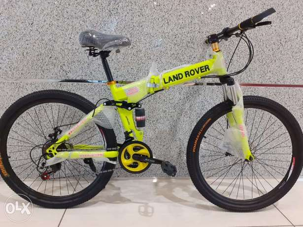 """New arrival LAND ROVER foldable cycle size 26"""" good quality best price"""