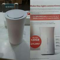 4G Huawei router for SMEs