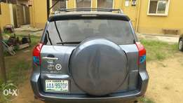 TOYOTA RAV4 2008 model mint condition less used - as good as Tokunbo