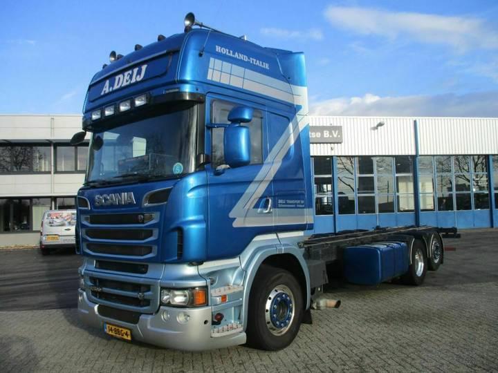 Scania R500 LB6X2MNB - 2012