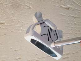 Taylormade Ghost spider Putter. Pure roll technology as used by Pros