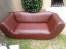 Beautiful Fawn Brown Couch for sell