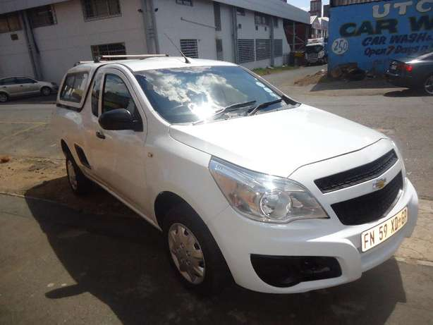 2012 Chevrolet Utility 1.4 Available for Sale Johannesburg - image 2