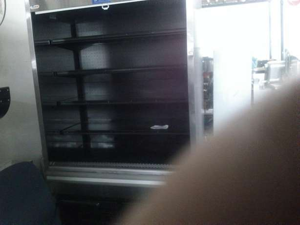 13dairy fridge With 6 shelves /slighty used Johannesburg CBD - image 1