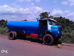 Mercedes Benz 911 Water Tanker for Sale.