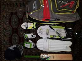 Complete cricket set