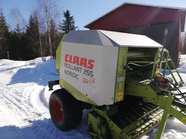 Claas 255 Rc - 2004