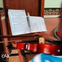 Private Violin Classes/ Lessons in Port Harcourt.