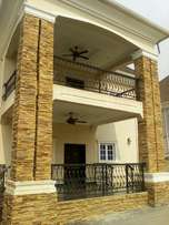 5bedroom detached duplex with 2room BQ for sale in Gwarinpa