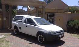 Chevrolet Utility1.4 Only Bargain r70 000 perfect work horse