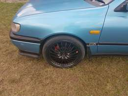 "17"" mags nd tyres"