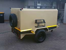 Trailer, hunting, luggage, fishing, offroad or camping
