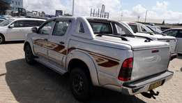 Toyota hilux donble cab truck brand new shape