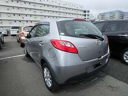 Mazda Demio 2010model KCM 1300cc on offer