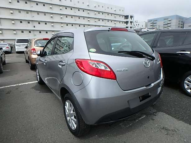 Mazda Demio 2010model KCM 1300cc on offer Mombasa Island - image 1