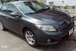 Toyota corolla 2009 first body Good condition