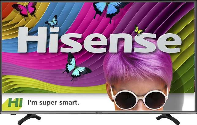"Hisense 50"" 4K Ultra HD Smart LED TV - Brand New Nairobi CBD - image 1"