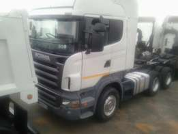 Scania R580 Horse For Sale