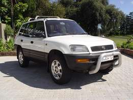 Must See 1996 Very Clean Toyota RAV4