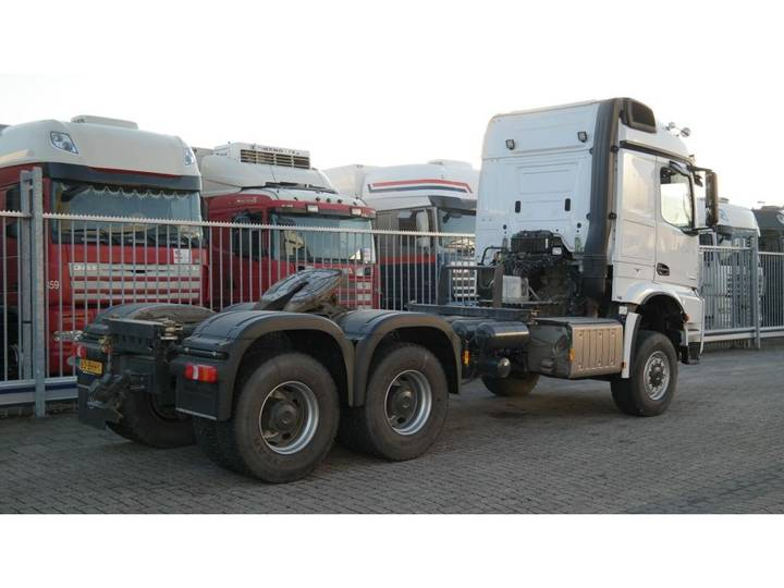 Mercedes-Benz AROCS 3352 180 tons push and pull HEAVY DUTY 6X6 EURO 6 9... - 2016 - image 16