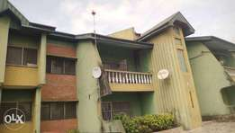 Lovely 4 nos of 3 bed room flat with 2 nos of mini flat