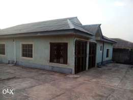 Furnished 180k p/a 2bed urgently to let in Agbede-ikorodu