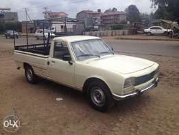 Peugeot 504 pickup kag asking 395k