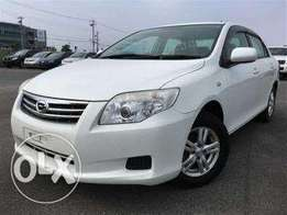 Toyota corolla axio 2010 model fully loaded finance terms accepted