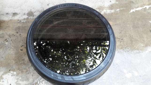 Recycled tyre tables Nairobi West - image 2