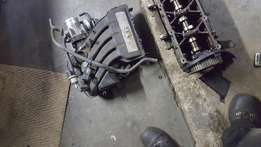 Vw caddy 1.6 head and intake