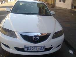 2004 Mazda 6 active 2.0 for sale at R55000