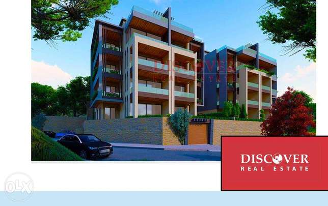 CASH DEAL | Apartments for sale in Ouyoun - Broummana