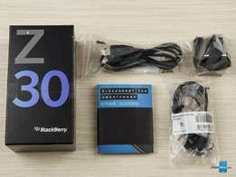 Brand new &sealed Black berry Z30 ksh 19500