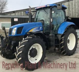 New Holland T6080 Power Command (1530) - 2009