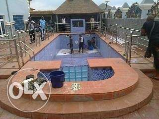 Call for swimming pool construction And Maintenance Eti Osa - image 2
