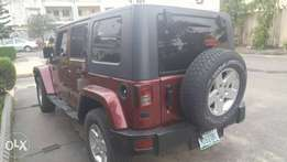 Fairly Used 2010 Jeep Wrangler For N5.8M