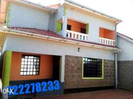JAMBO 4 brs in ruiru house for sale
