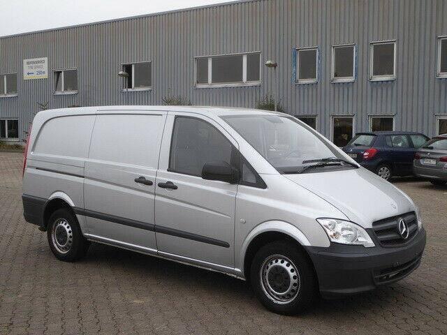 Mercedes-Benz 116 CDI Vito, 3 Sitze, 163 PS, Klima, Verkleidet - 2013