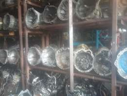 AUDI BMW and MERCEDES BENZ secondhand gearboxes for sale