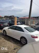 Tokunbo Toyota Camry 2007 Model. SE. Leather Interior. 6 cylinders. La